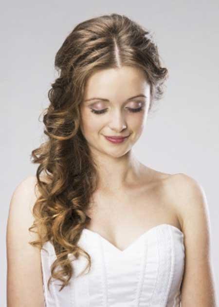 modelos de penteados de noiva