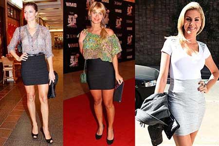 fotos de saias femininas