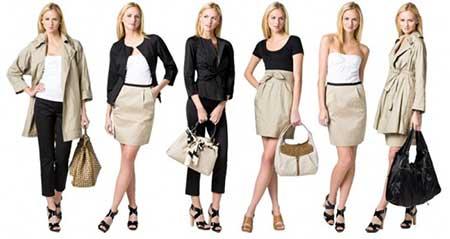 fotos de combinação de roupa