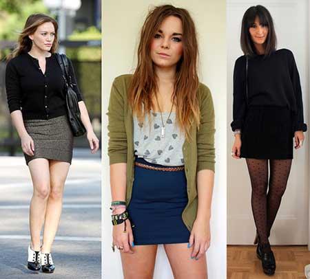 roupas em modleos