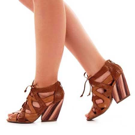modelos de sapatos