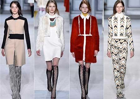 Cor da Moda Inverno 2016