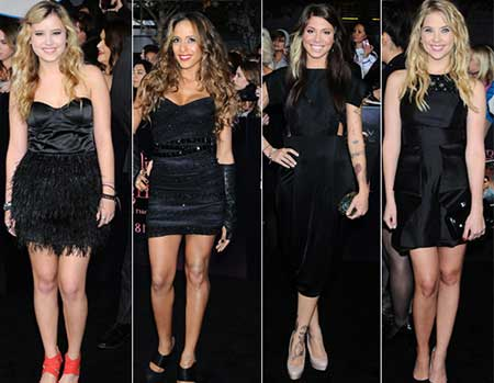 tendências de vestidos da moda