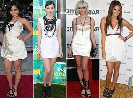 vestidos da moda para looks