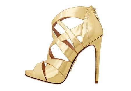 tendências de sandália