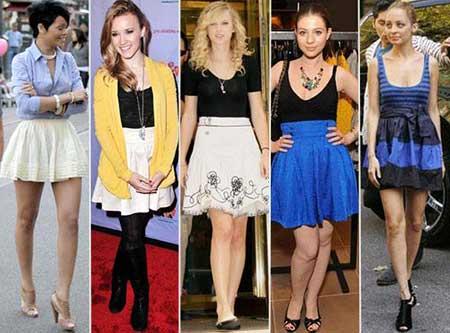 tendências femininas