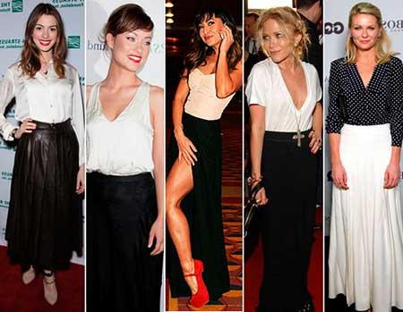 dicas de saias da moda