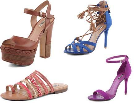 calçados arezzo