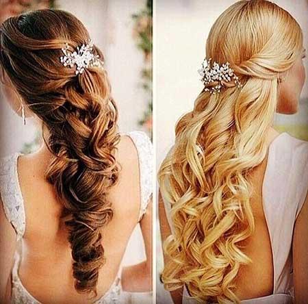 imagens de penteados para festas