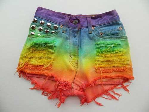estilo arco íris