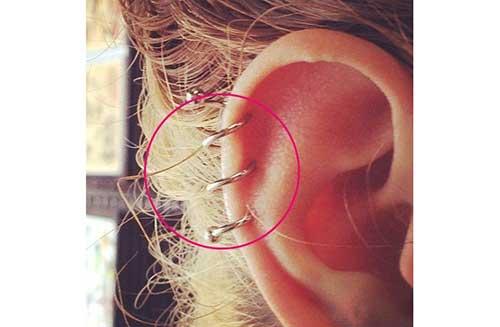 dica de piercing helix