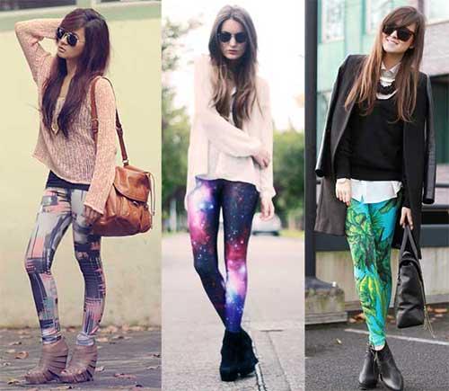 fotos de modelos de calças femininas da moda
