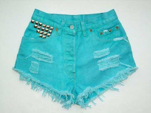 imagens de shorts coloridos