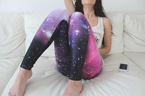 imagens de calças galaxy