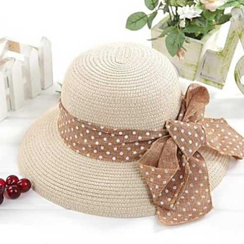 dicas de chapéu de praia da moda