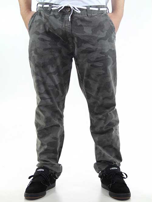 calças camuflada