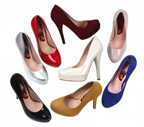 modelo de calçado bottero