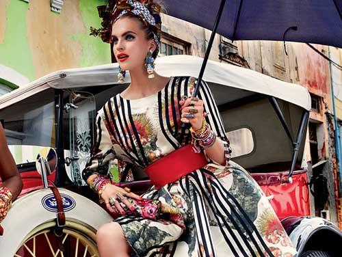 moda cubana