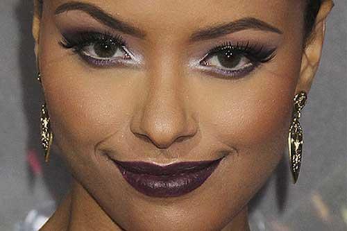 Maquiagem para Noivas Negras