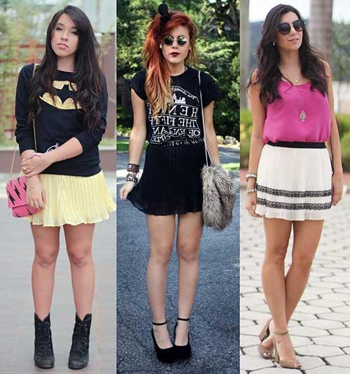 roupa da moda