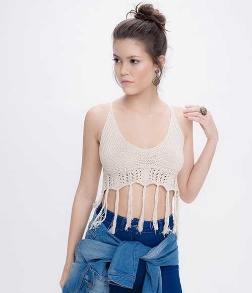 blusas da moda