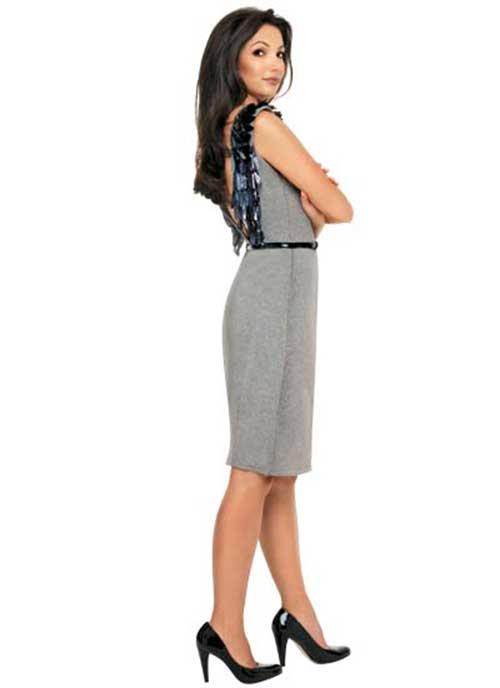 vestidos longuetes