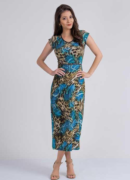 fotos de vestidos longuetes