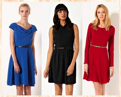 Como Combinar Vestidos Com Cintos Finos E Largos Looks