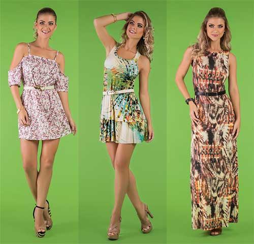 fotos de vestidos com cintos