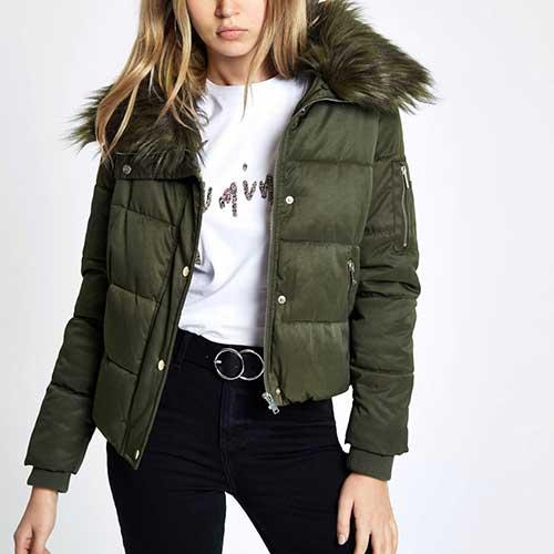 jaquetas de inverno